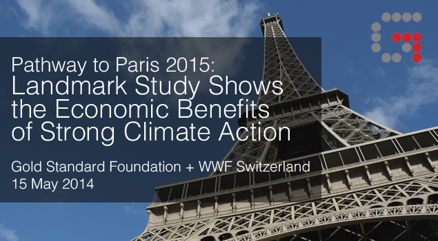 Seminar: The Pathway to Paris 2015 – Landmark Study Shows the Economic Benefits of Strong Climate Action