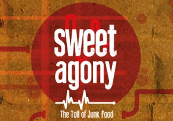 """Sweet Agony The Toll of Junk Food"""