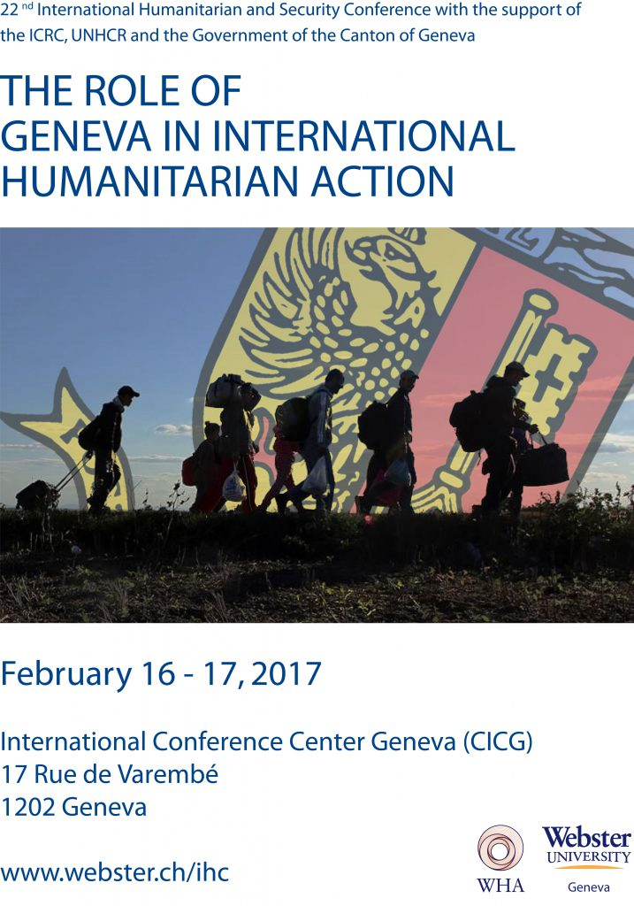 The Role Of Geneva In International Humanitarian Action