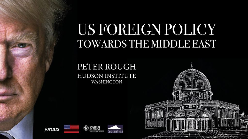 US foreign policy towards the Middle East