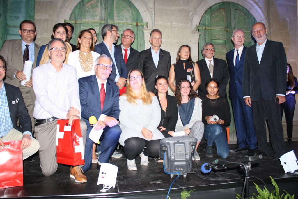 Prix Nicolas Bouvier 2018