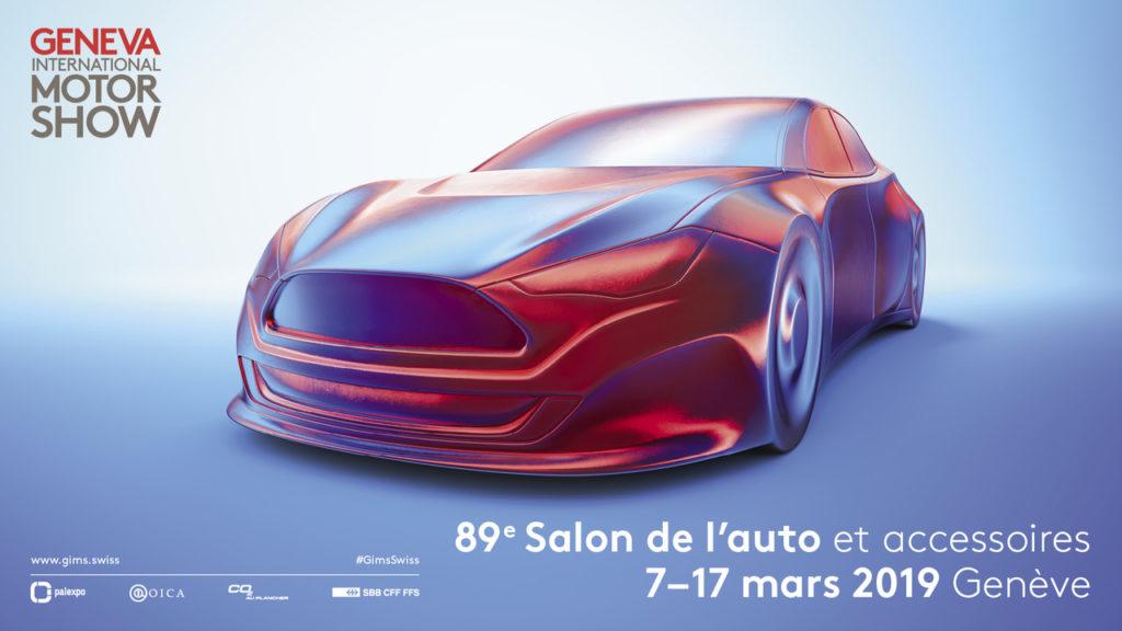 89e Salon International de l'automobile
