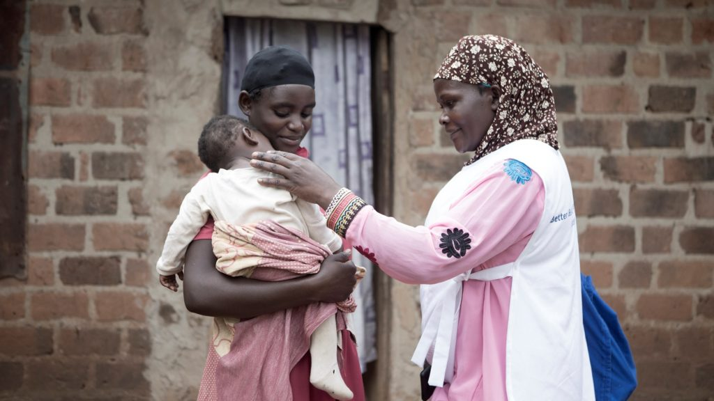 How Communities can Deliver UHC for Women and Adolescents