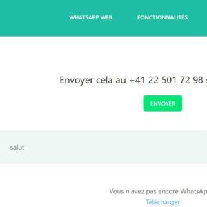 L'OMS lance un robot pour stopper les fake news sur WhatsApp