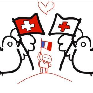 Plantu rend hommage à la Suisse