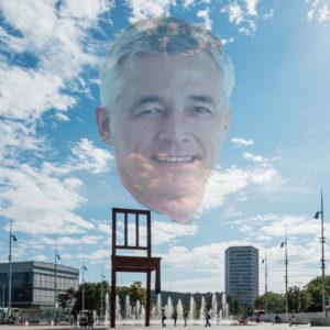 Quel est l'impact de l'empreinte de Sergio Vieira de Mello à Genève ?