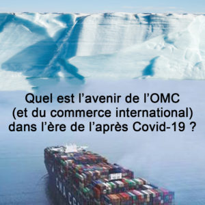 Quel est l'avenir de l'OMC (et du commerce international) dans l'ère de l'après Covid-19 ?
