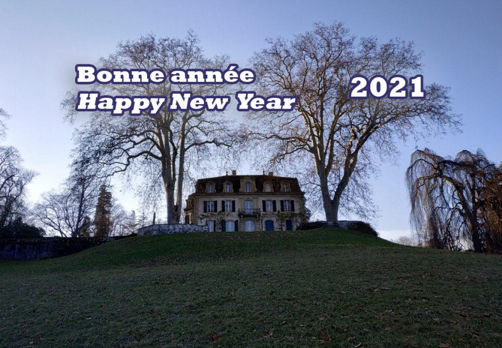 Le Club suisse de la presse vous souhaite de belles Fêtes et une bonne année 2021