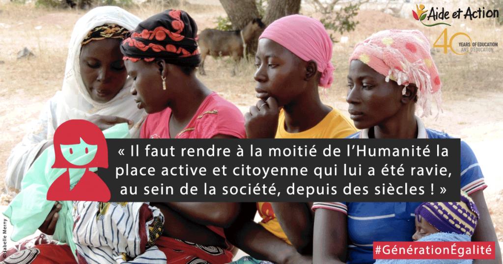 COVID-19 : Un immense bond en arrière pour les droits des femmes