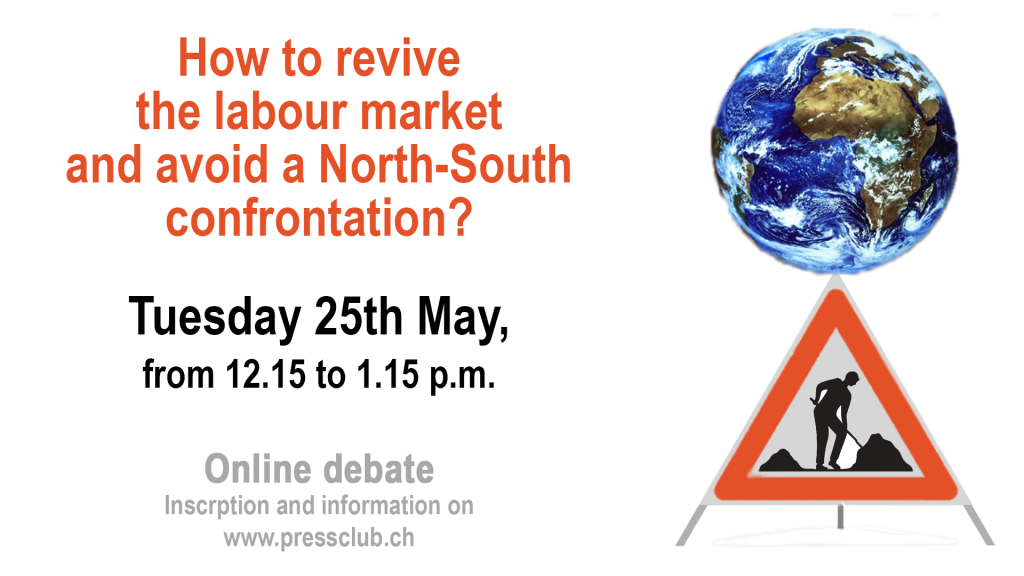 """Notes & Quotes from the debate """"How to revive the labour market and avoid a North-South confrontation?"""""""